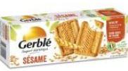 INFO CONSOMMATEUR – Rappel de produit Biscuits GERBLE Biscuits Sésame 230g GERBLE