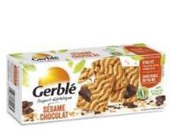 INFO CONSOMMATEUR – Rappel de produit Biscuits GERBLE Biscuits Sésame Chocolat GERBLE