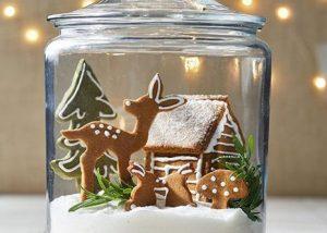 Décorations de Noël DIY avec des sablés
