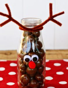 Décorations de Noël DIY rennes