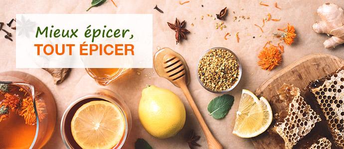 Des épices aux vertus santé étonnantes Blog Epices
