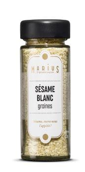 INFO CONSOMMATEUR – Rappel de produits SESAME BLANC GRAINES – MARIUS retrait qualité marius