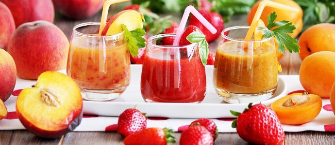 Les smoothies vitaminés de l'été ED Blog smoothies