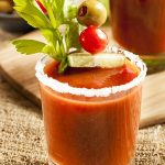 Recette du bloody mary